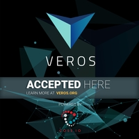 VEROS Accepted here!